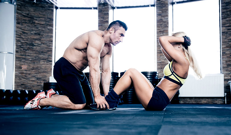 4 Ways to Make Side Planks Less Boring